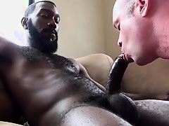 Interracial butt sex - Factory Video