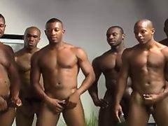Orgy.... Black an White