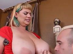 Sexy BBW MILF Tiffany Blake Fucks Hubby Best Friend