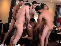 Group drilled black skank