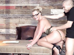 Xander Corvus gets seduced by Blonde Phoenix Marie